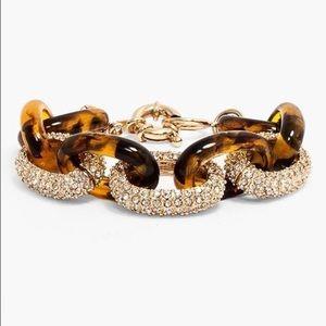 BaubleBar Tortoise Chain Bracelet